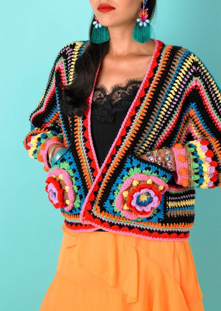 10 Free Summer Crochet Patterns - Blooming Bomber