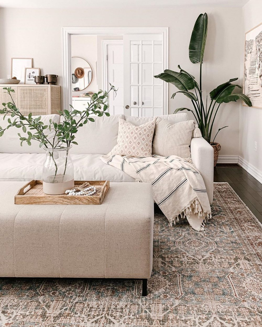 Boho Neutral Decor