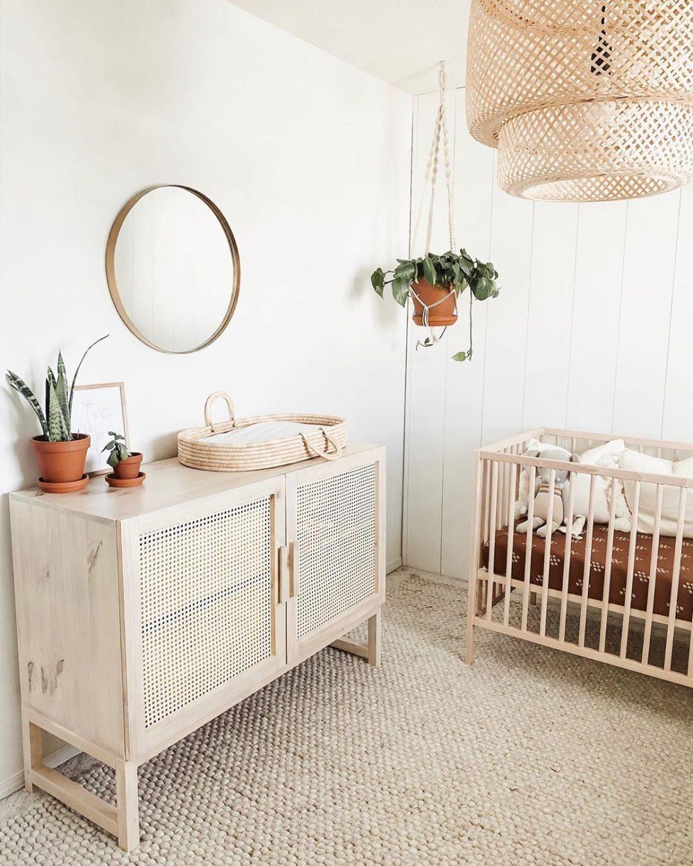 White Minimal Nursery