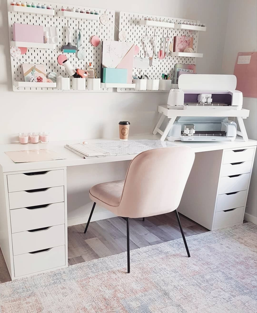 Cricut Stand Craft Room