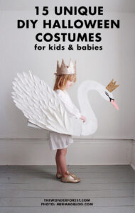 15 Halloween Costumes for Kids