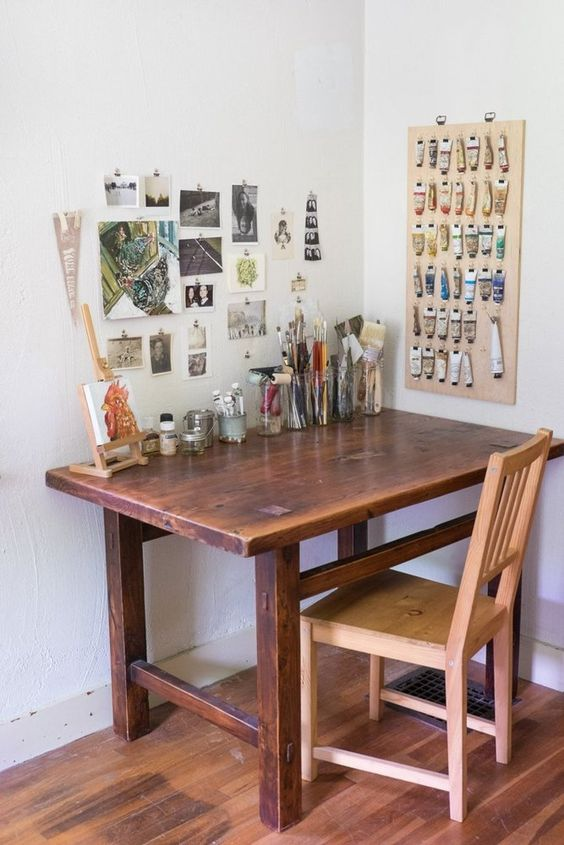 How to Create Your Own Art Studio