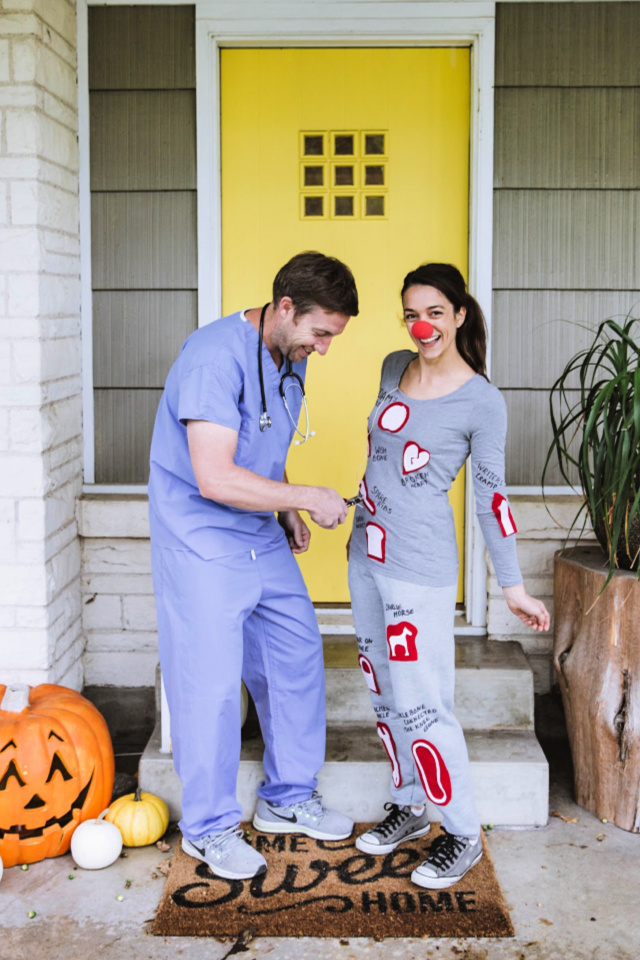 Operation Couples Halloween Costume