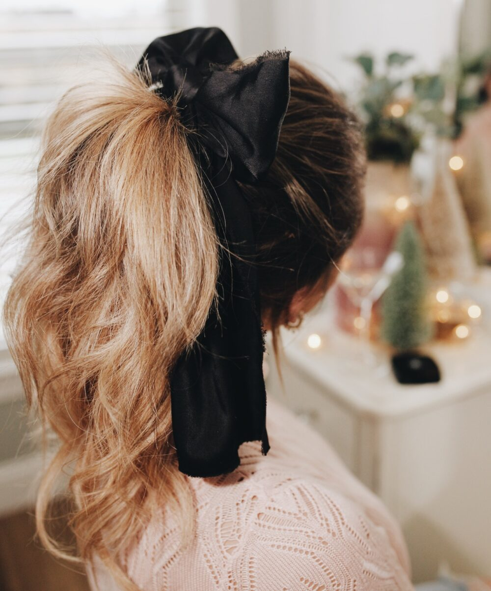 30 Dazzling Hair Styles to Inspire You This Holiday Season