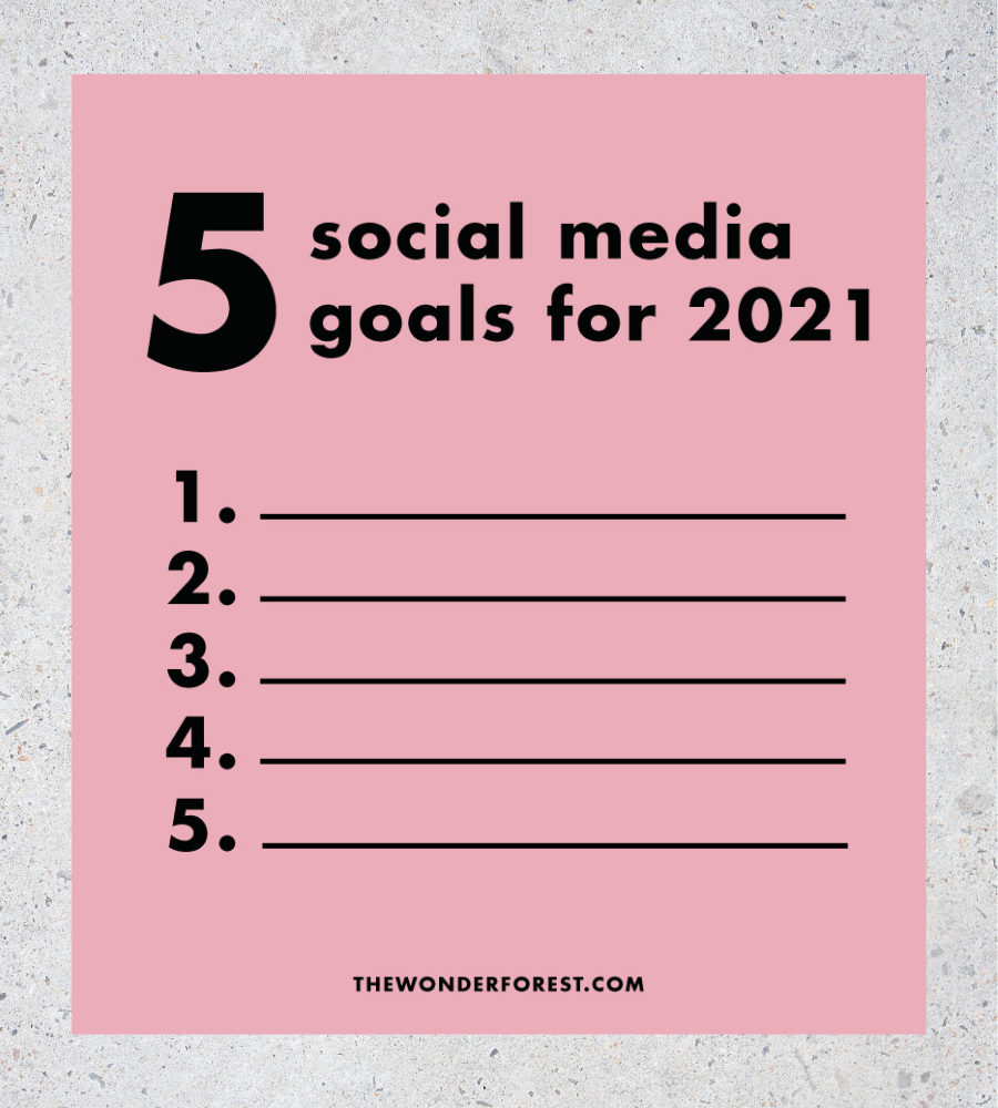 How to Up Your Social Media Game in the New Year
