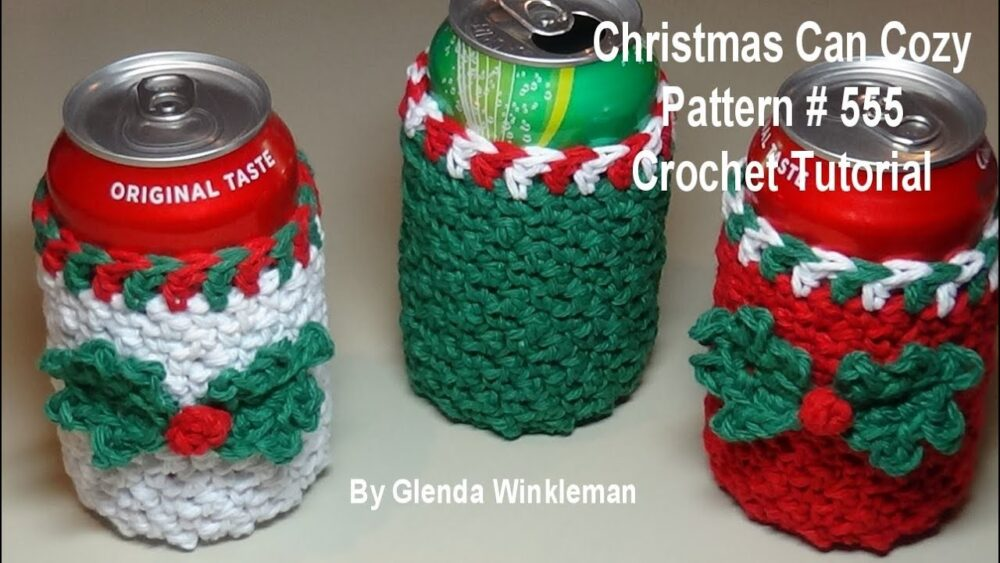 20 Cozy Holiday Inspired Knitting & Crochet Projects