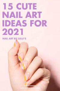 15 Fresh Nail Art DIYs for the New Year