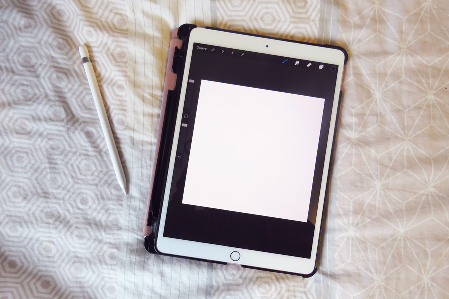 A Basic Beginner's Guide to Procreate in 2021