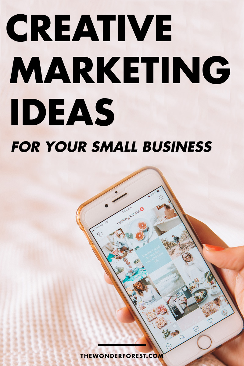 Creative Ways to Market Your Small Business in 2021