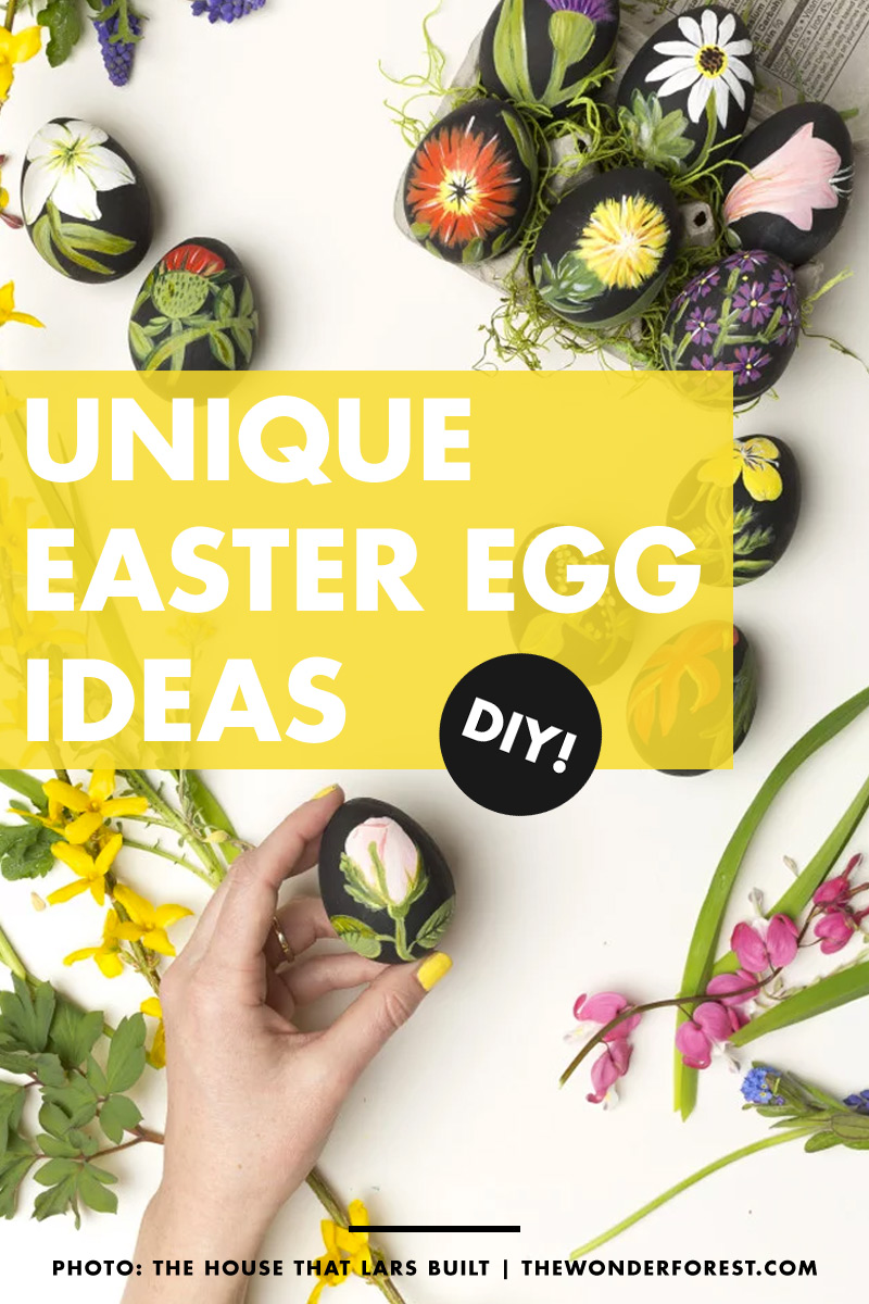 10 Adorable Easter Egg DIYs You Need to Try