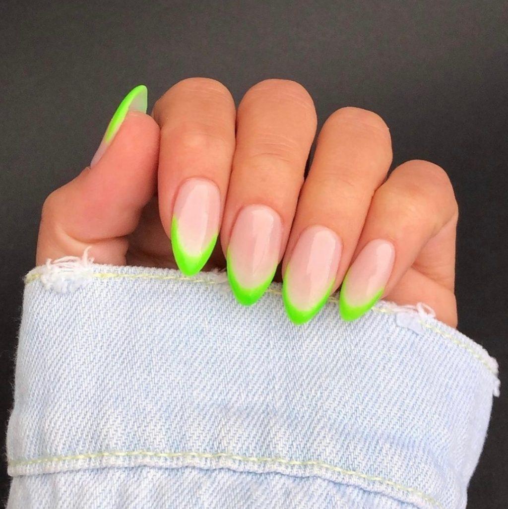 15 Bright Neon Nail Designs