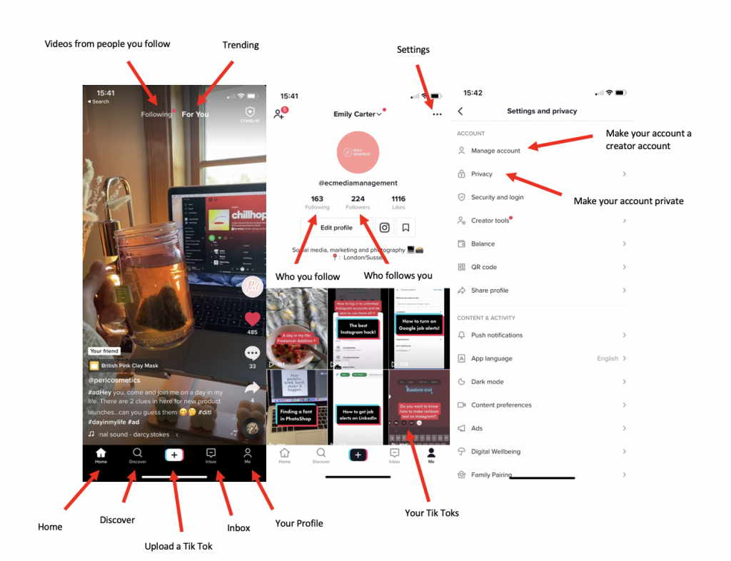 A Complete Guide to TikTok for Creative Small Businesses in 2021