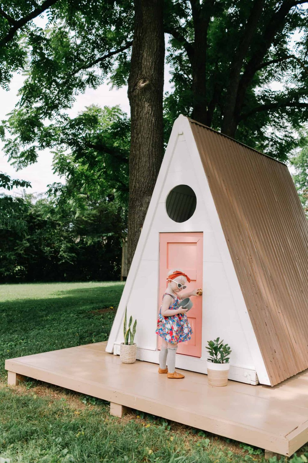 15 Gorgeous Outdoor DIY Decor Projects for Summer